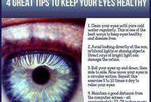 Eyes secret
