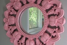Mirror, Mirror on the Wall / by Inga Holmes