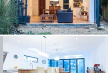 Bi-fold Doors (folding sliding doors) / Bifold Doors projects and inspirations from Perfect Crystal Windows Ltd www.perfectcrystal.co.uk