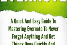 Evernote / Tips and tricks for using Evernote / by Laura Briedis