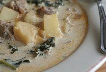 'Soup-Salad / by Toni Sunio