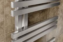ICONIC Towel Rails & Radiators / Photos from the ICONIC range, available at Options Bath & Tile Studio, Ascot, UK.
