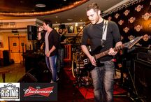 Hard Rock Rising - 1st Qualification 2015 / The Global Battle of The Bands - Malta  The First Qualification which saw The Cosmic Sect go through to the Final and Five from Zero still in the run for best runner-up.  2nd Qualification 22nd April and Final 29th April. #SupportLocalTalent  In Collaboartion with Budweiser (Malta) Pepsi Malta ReverbNation  #thisishardrock #hardrockrising