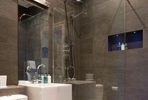 Bathroom Ideas / by Tanya N.