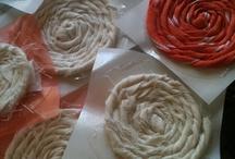Handmade Flowers / by Sylvia Lewis