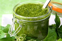 Salsa's, sauces and salad dressings