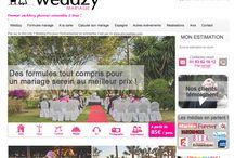Nouveau Look Weddzy !