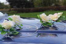Autodekoration // Hochzeitsautos / Hier präsentieren wir alle Kauf- und Leihgegenstände aus der Rubrik Autodekoration, die wir bei Happily Ever After anbieten. Finde den perfekten Autoschmuck für Dein Traum-Hochzeitsauto!  http://happily-ever-after.berlin/dekorationsverleih/autodekoration