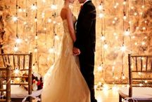 Wedding Ceremony & Reception Ideas / Unique and creative twists on ceremony and reception ideas.  Bring some fresh and romantic looks to your wedding.