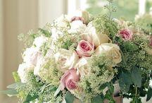 Flowers and flowers / Flores e decoração