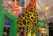 objets girafe / by Annie Pepin