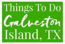 Galveston Getaways: Vacation Ideas, Rentals and Tips from the Texas Coast / A Galveston vacation offers island vibes off the Texas coast! Located on Galveston Bay and the Gulf of Mexico, visitors find plenty of water activities and outdoor recreation. Other things to do in Galveston include amusement parks, touring the historic downtown and Pleasure Pier, trying local flavor and more. Find vacation rentals, top attractions and tips for your Texas vacation! https://www.itrip.net/destinations/tx#Galveston