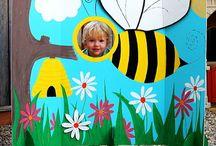 Bees / Μέλισσες μέλι