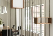 Room Dividers (living room / dining room) / by Home Decor