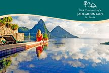 Jade Mountain Packages / by JADE MOUNTAIN