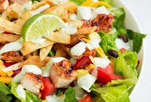 FOOD | Salads - Main Dish / by Brinda Howard