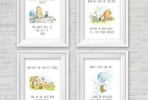 """Winnie the Pooh"" Inspired Interior Design"