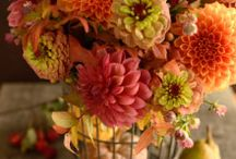 Arrangements - Seasonal / by Betsy Pedersen