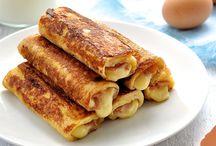 Cheese n ham french toast