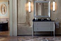 Мебель для ванных комнат  Gentry Home / Не смотря на моду и ход времен, стиль Gentry Home остается всегда популярным, превращая Ваши будни в атмосферу поэзии и вдохновения к старине, не теряя при этом современных требований функциональности и комфорта.