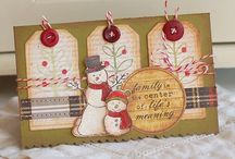 cards / scrapbook / by Tanya Jacobs