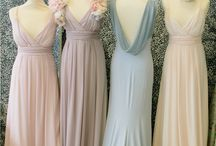 Bridesmaid - Jade / Dress and accessory ideas for Jades Wedding