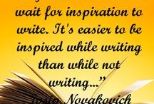 Writing encouragement