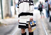 Street Style - MFW Spring 2015