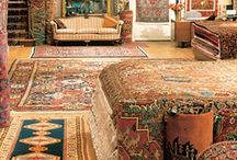 Area Rug Showrooms / At Medallion Rug Gallery, we let you experience our exceptional selection of area rugs for yourself in our spacious, well-lit showrooms. / by Medallion Rugs
