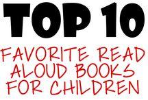 Favorite Read Aloud Books for Children / Favorite Read Aloud Books for Children