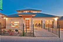 St George Alfresco display home / A beautiful, split-level home on display in Nairne.