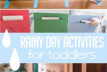 Rainy Days Activities