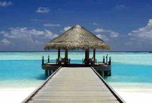 Maldivas / by Club de Viajes Quenlla