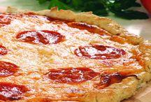 Pizza og pai