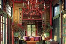 Home - Boho Decorating Style / by Noella Rosenthal