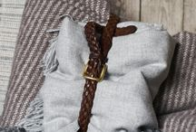 Plaids / Klippan plaids zijn gemaakt van 100% wol
