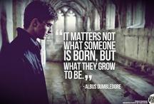 The Wisdom of Dumbledore