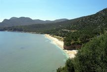 "Top Beaches on Samos Island-Greece / Samos is a Greek island with stunning beaches.  Tsamadou, Lemonakia, Tsabou, Potami are top beaches to see in the North part of the Island, whereas Potokaki, Votsalakia, Chrysi Ammos (= ""golden sand""), are beautiful beaches on its South part. In addition, on the southeast Psili Ammos beach (= ""fine sand""), is where, according to the people of Samos, one can hear the roosters across the sea in Turkey crow at dawn."
