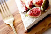 Fresh Fig Fantasies / All of the wonderful and amazing things you can create with one of the most seductive foods on the planet, Fresh Figs.