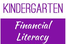 Kindergarten: Financial Literacy / This board contains resources for Texas TEKS:  K.9A -  identify ways to earn income  K.9B -  differentiate between money received as income and money received as gifts  K.9C -  list simple skills required for jobs  K.9D -  distinguish between wants and needs and identify income as a source to meet one's wants and needs