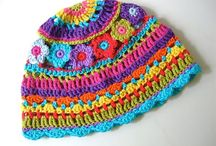 Crochet hats / by Michal Ben-Hur