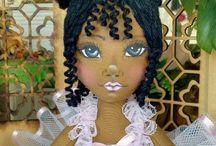 bonecas feita por pessoas inteligentes.(amei)