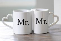LGBTQ Gifts / LGBTQ friendly items for weddings, birthdays, showers, holidays, or just because....
