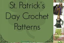 St. Patrick's Day Crochet Patterns / Crochet projects for St. Patrick's day