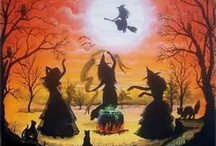 Witches Brew / by Kandi apple art gallery