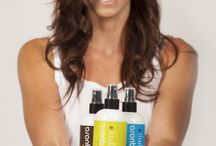 Purequosa / Plant-based cleansing body spray with colloidal silver. Stay fresh and cool when a shower is not available.
