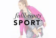 fullbeauty SPORT™ / We're so excited to introduce our new collection, fullbeauty SPORT™! From plus size bras to yoga pants, you will find everything you need to look great and feel comfortable as you workout. ‪#‎BEPOWERFULL‬