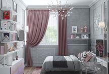 Никина комната