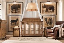 Home Inspiration ::: Kids Rooms/Spaces / by Tracey Brown