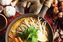 Indonesian foods